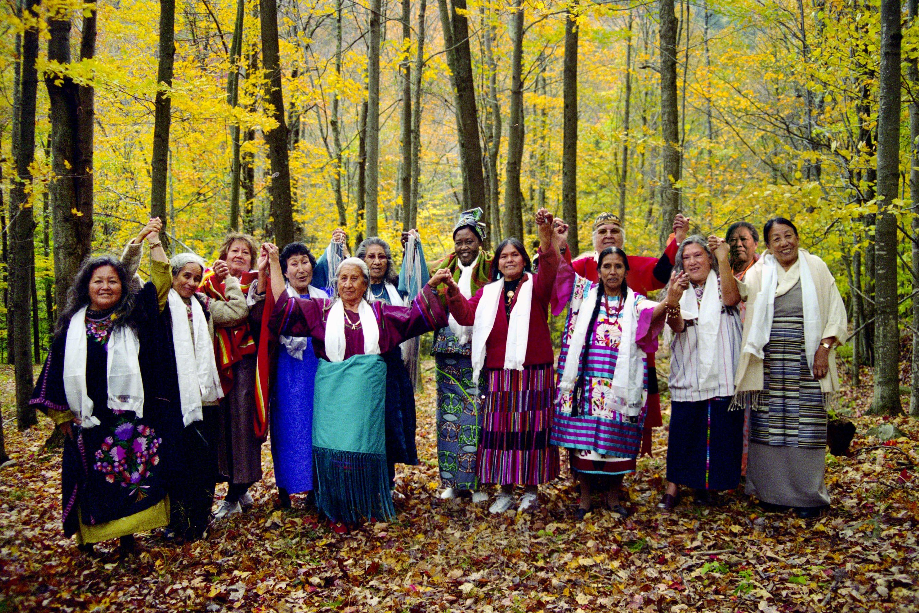 Der spirituelle Rat der 13 indigenen Großmütter
