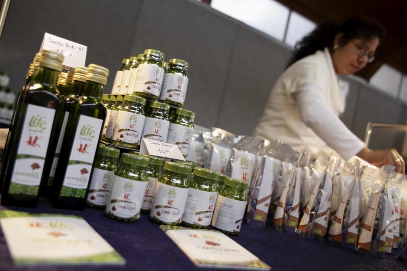 Gesundheitsprodukte; Nahrungsergänzungsmittel; Maca, Acai, Graviola, Katzenkralle