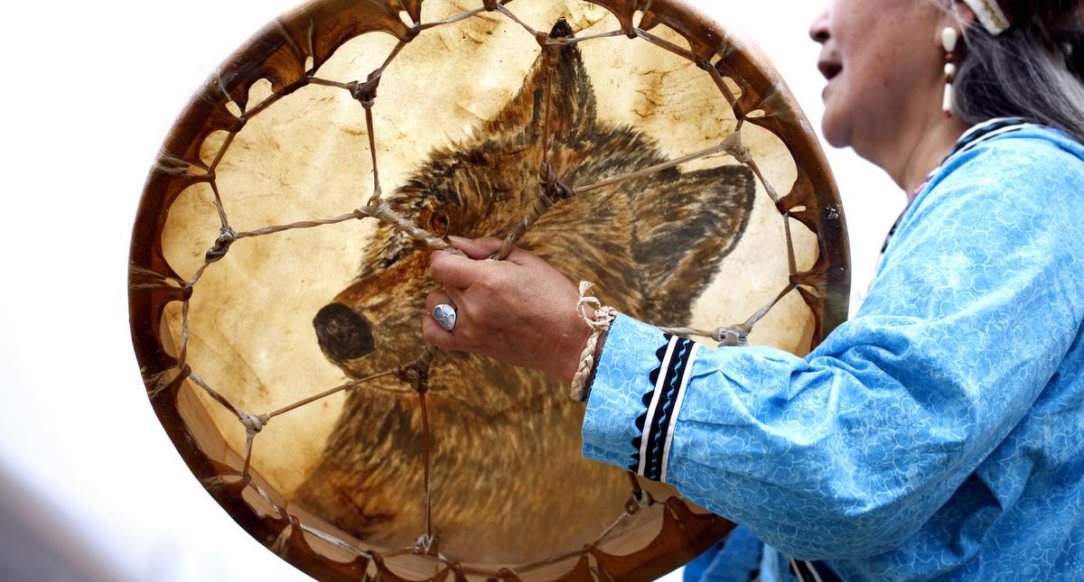 Heilungsarbeit mit den indigenen Großmütter